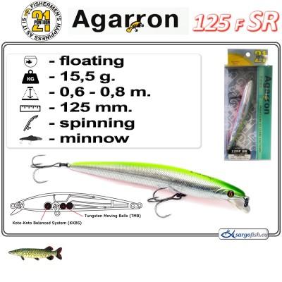 AGARRON SR 125F