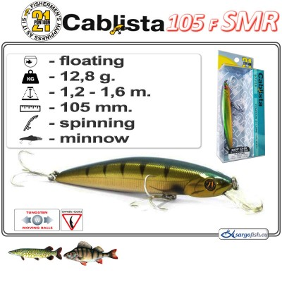CABLISTA 105F SMR