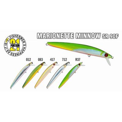 MARIONETTE MINNOW SR 90F