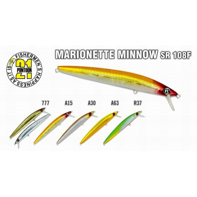 MARIONETTE MINNOW SR 108F