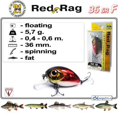 RED RAG SR 36F