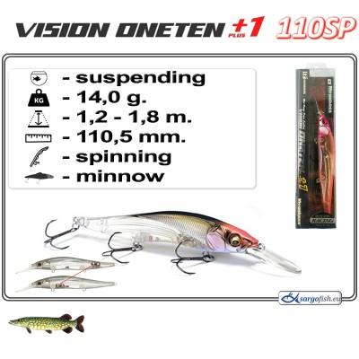 Vision ONETEN +1 110SP