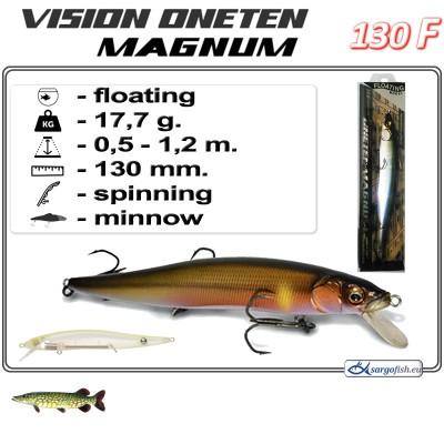 ONETEN Magnum 130F