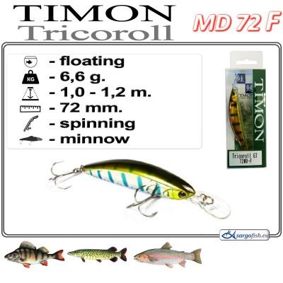 Timon 72 MD-F