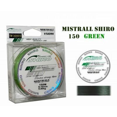 SHIRO зеленая 150