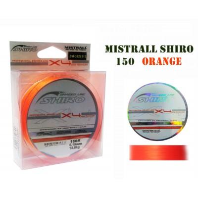 SHIRO оранжевая 150