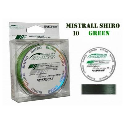 SHIRO зеленая 10