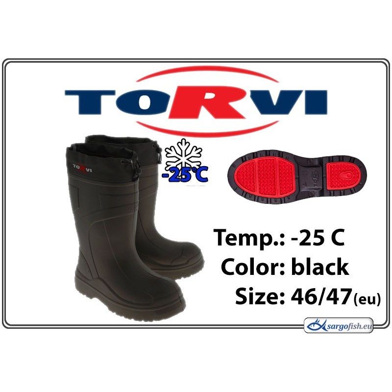 Zābaki TORVI -25C - 46/47