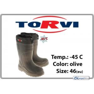 Zābaki TORVI olive, -45C - 46