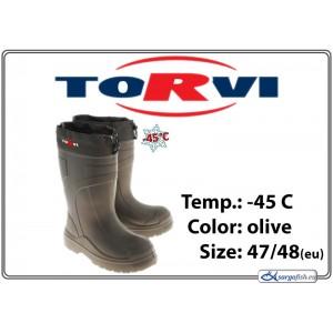Zābaki TORVI olive, -45C - 47/48