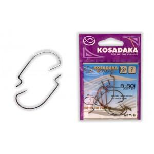 Āķi KOSADAKA B-Soi WORM BN - 1
