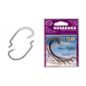 Āķi KOSADAKA B-Soi WORM BN - 4/0