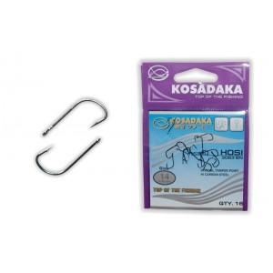 Крючки KOSADAKA Hosi 3063 (Nr.: 14, цв.: BN, в уп. 16 шт.)