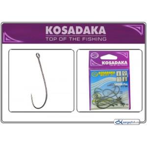 Крючки KOSADAKA Spoon PRO 3077 (Nr.: 02, цв.: BN, в уп. 10 шт.)