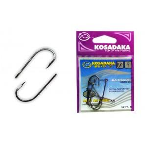 Крючки KOSADAKA Baitholder 3505 (Nr.: 01, цв.: BN, в уп. 5 шт.)