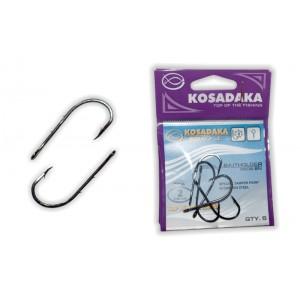 Крючки KOSADAKA Baitholder 3505 (Nr.: 02, цв.: BN, в уп. 5 шт.)