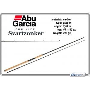 Makšķerkāts ABU GARCIA Svartzonker H - 259, 40-140
