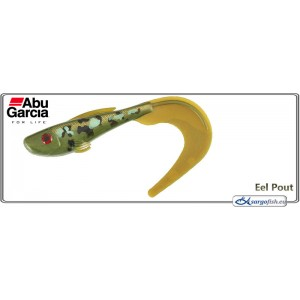 Silikona māneklis ABU GARCIA Beast Curl Tail 21 - 1517160