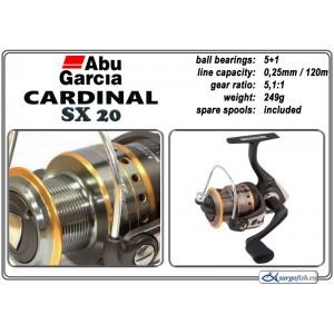 Spole ABU GARCIA Cardinal SX - 20