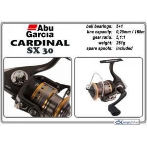 Spole ABU GARCIA Cardinal SX - 30