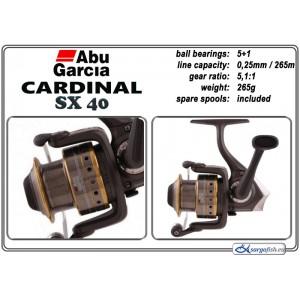 Spole ABU GARCIA Cardinal SX - 40