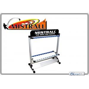 Стенд для удочек Mistrall