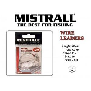 Pavadiņa MISTRALL 1x7 (7.0 - 20)