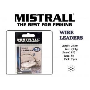 Pavadiņa MISTRALL 1x7 (7.0 - 25)