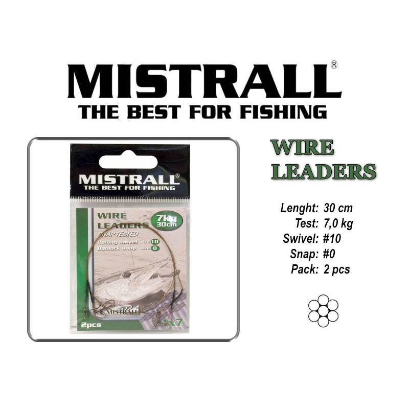 Pavadiņa MISTRALL 1x7 (7.0 - 30)