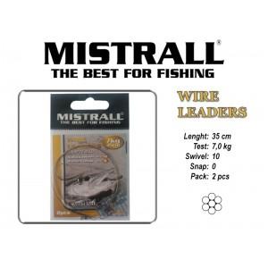 Pavadiņa MISTRALL 1x7 (7.0 - 35)