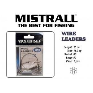 Pavadiņa MISTRALL 1x7 (11.0 - 25)