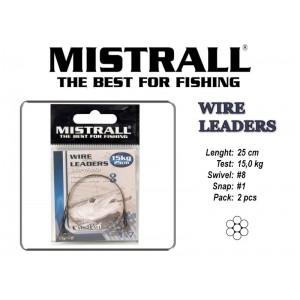 Pavadiņa MISTRALL 1x7 (15.0 - 25)