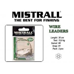 Pavadiņa MISTRALL 1x7 (15.0 - 30)