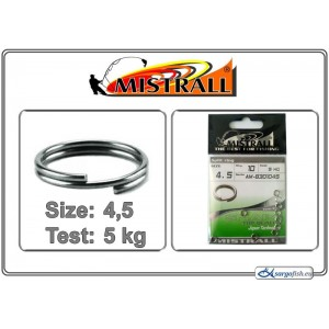 Gredzens MISTRALL - 4.5