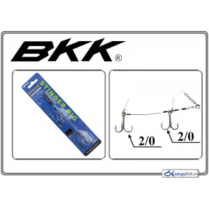 Āķi BKK Stinger RIG - 2/0