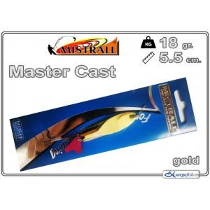 Šupiņš MISTRALL Master Cast 18 - 02