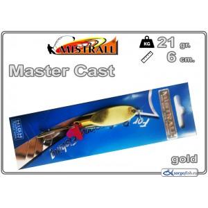 Šupiņš MISTRALL Master Cast 21 - 02