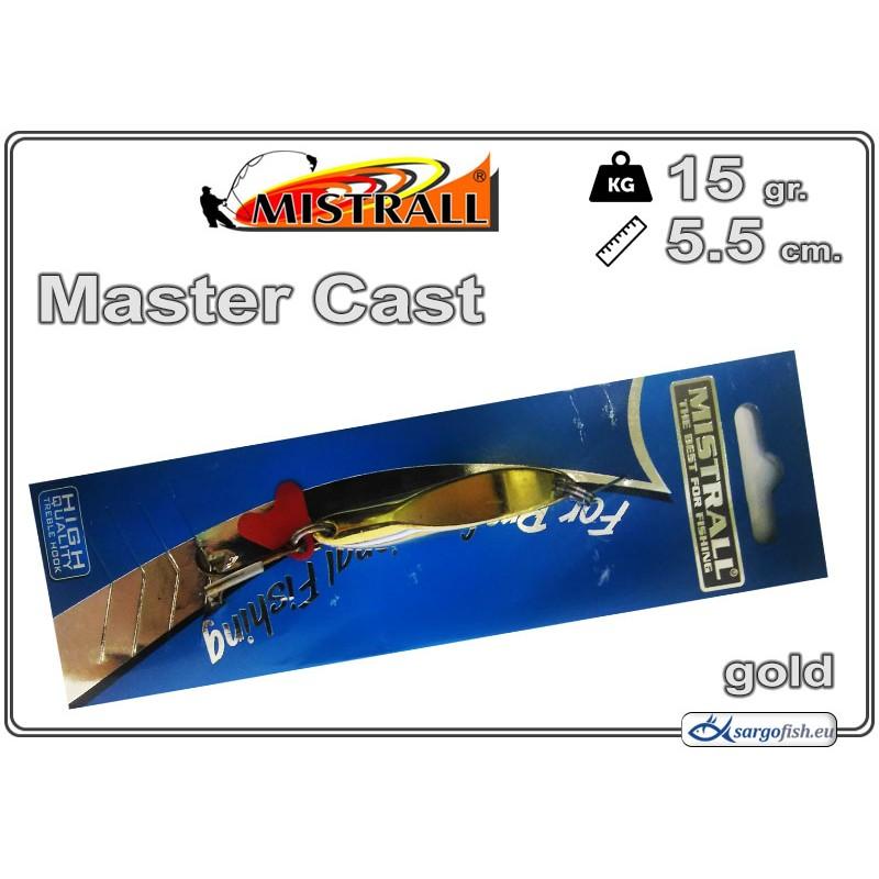 Šupiņš MISTRALL Long Cast 15 - 02
