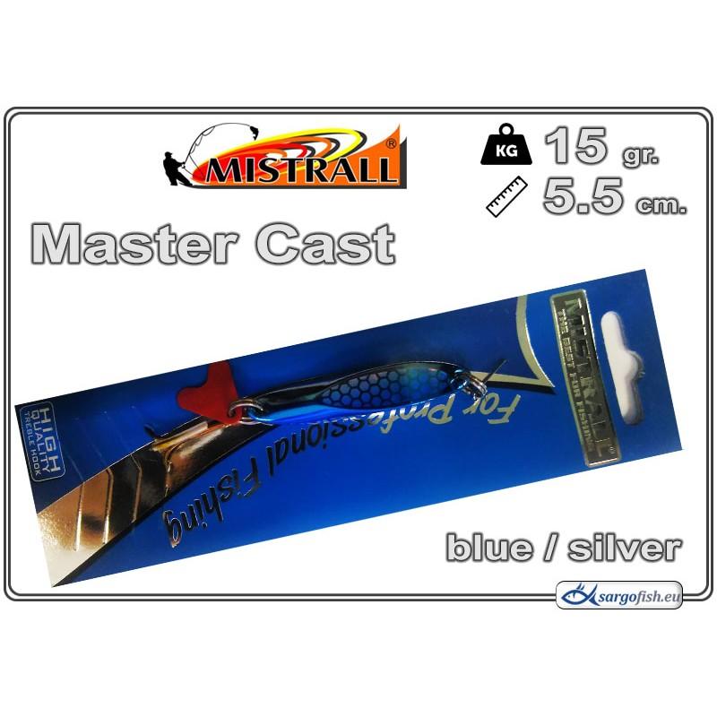 Šupiņš MISTRALL Long Cast 15 - 03