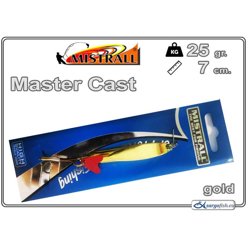 Šupiņš MISTRALL Long Cast 25 - 02