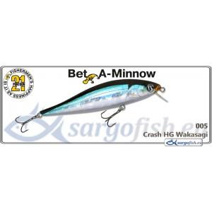 Воблер PONTOON 21 BET-A-MINNOW SR 102F - 005