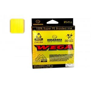 Pītā aukla KOSADAKA Wega yellow - 0.15