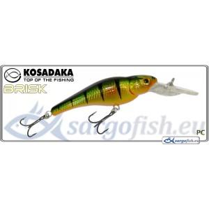 Воблер KOSADAKA «BRISK» XL 55F - PC