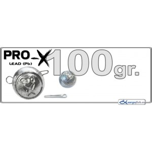 Džīgu atsvars PRO-X CH - 100