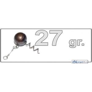 Džīgu atsvars CHA - 27.0