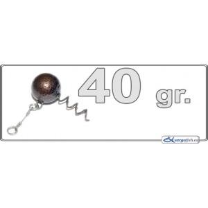 Džīgu atsvars CHA - 40.0