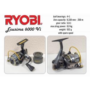 Spole RYOBI Ecusima - 6000 Vi