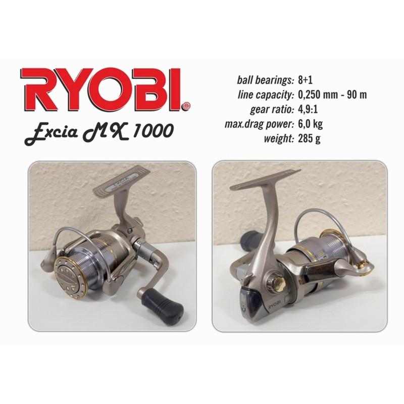 Spole RYOBI Excia MX - 1000