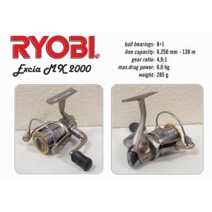 Spole RYOBI Excia MX - 2000