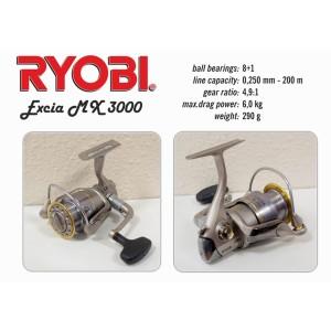 Spole RYOBI Excia MX - 3000